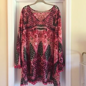 Simply Be Size 28 Swim Cover Up